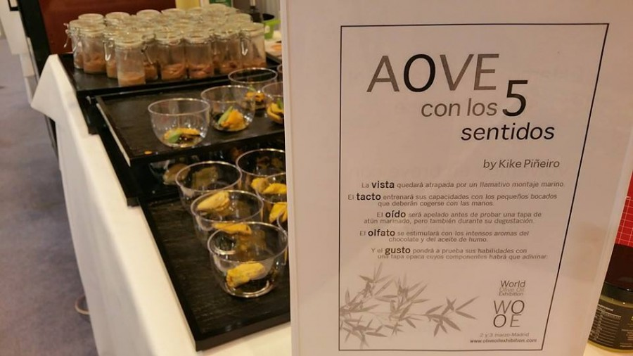 Cita con la World Olive Exhibition (WOOE)